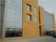 nové sídlo firmy Attieh Medico Co. v Jeddahu