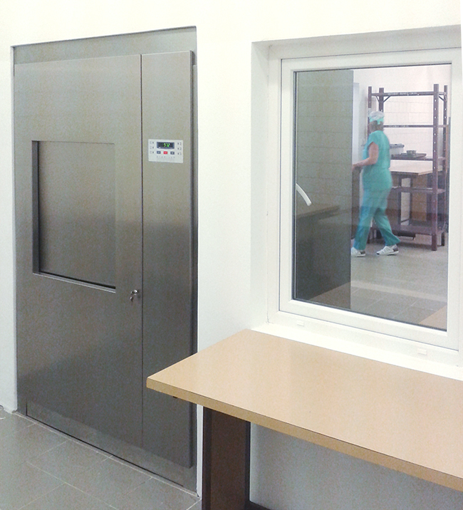 Hospital Novy Jicin - BMT Units