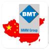 BMT v Číně