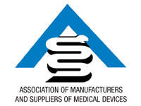Член Ассоциации: Association of manufacturers and suppliers of medical devices