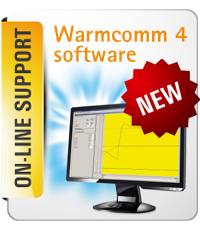 Warmcomm on-line support